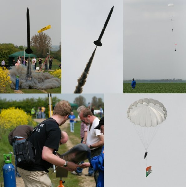 Irish Rocketry